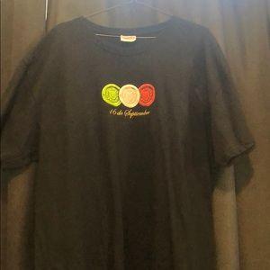 Buchanan's 16 de Septiembre t-shirt